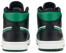 Air Jordan 1 Mid 'Pine Green Toe'