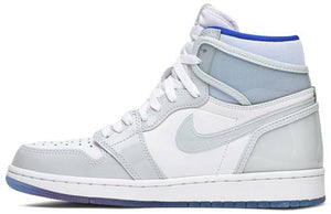 Air Jordan 1 Retro High Zoom 'White Racer Blue'