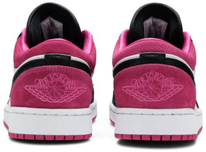 Air Jordan 1 Low 'Black Active Fuchsia'