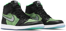Air Jordan 1 Retro High Zoom 'Black Green'