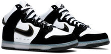Slam Jam x Nike Dunk High 'White Black'