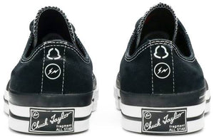 Fragment Design x Moncler x Chuck 70 Low 'Black'