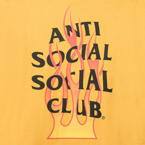 ASSC Firebird L/S Tee - Yellow