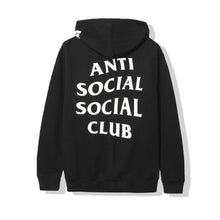 ASSC x Undefeated Club Black Hoodie