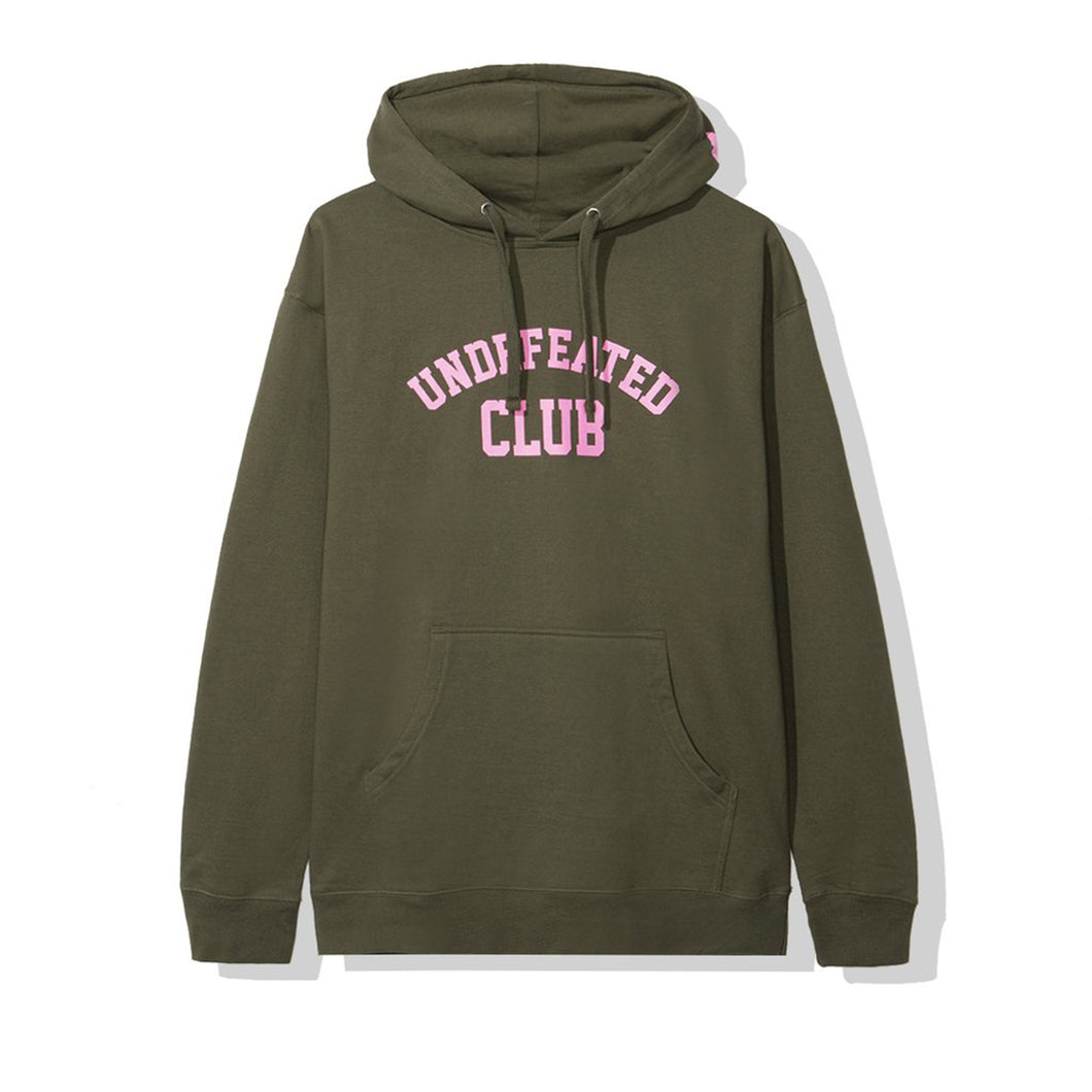 ASSC x Undefeated Club Army Hoodie