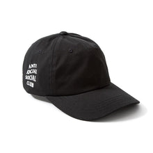 ASSC WEIRD CAP - BLACK