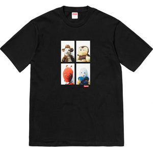 Supreme x Mike Kelley Ahh Youth! Tee - Black