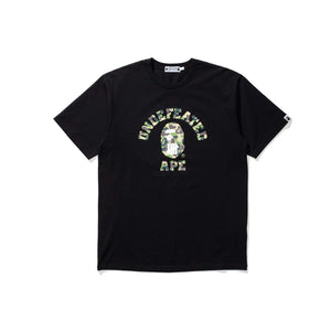 A Bathing Ape x Undefeated T-Shirt - Black