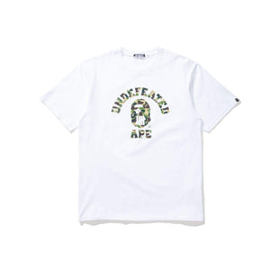 A Bathing Ape x Undefeated T-Shirt - White