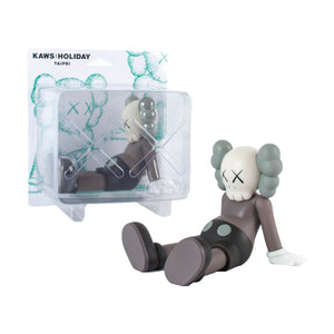 "Kaws Holiday Limited 7"" Vinyl Figure Brown"