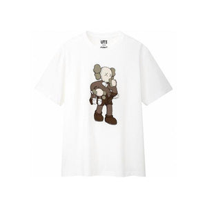 Kaws x Uniqlo Clean Slate Tee - White