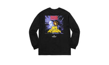 Supreme x UNDERCOVER/Public Enemy Counterattack Long Sleeve Tee - Black