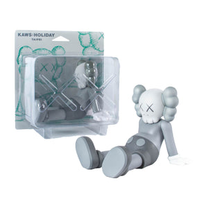 "Kaws Holiday Limited 7"" Vinyl Figure Grey"