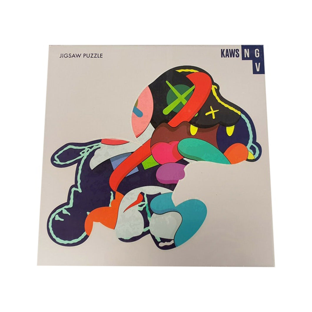 KAWS Stay Steady Jigsaw Puzzle