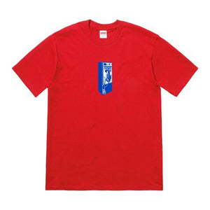 Supreme Payphone Tee Red