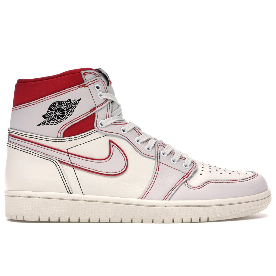Air Jordan 1 Retro High 'Phantom Gym Red'