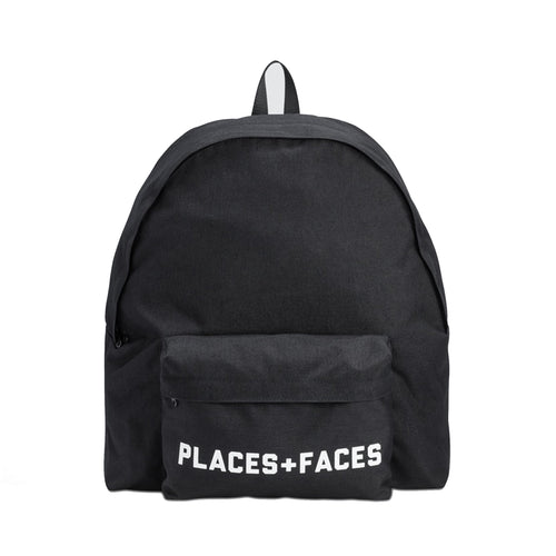 PLACES+FACES Backpack - Black