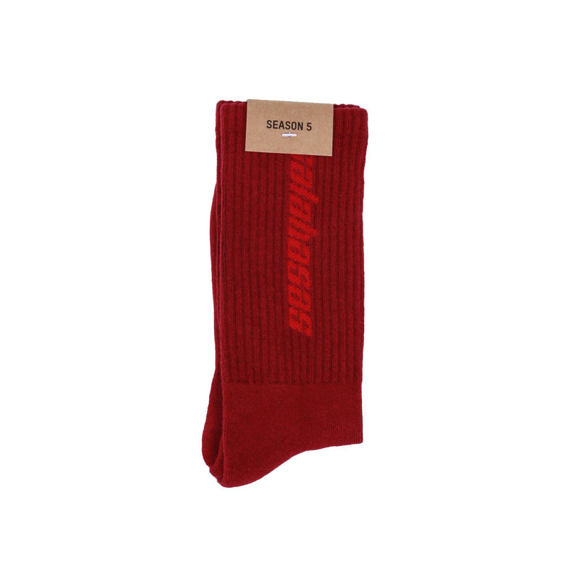09c6a85f8d174 Yeezy Calabasas Socks - Oxblood – Underrated Melbourne