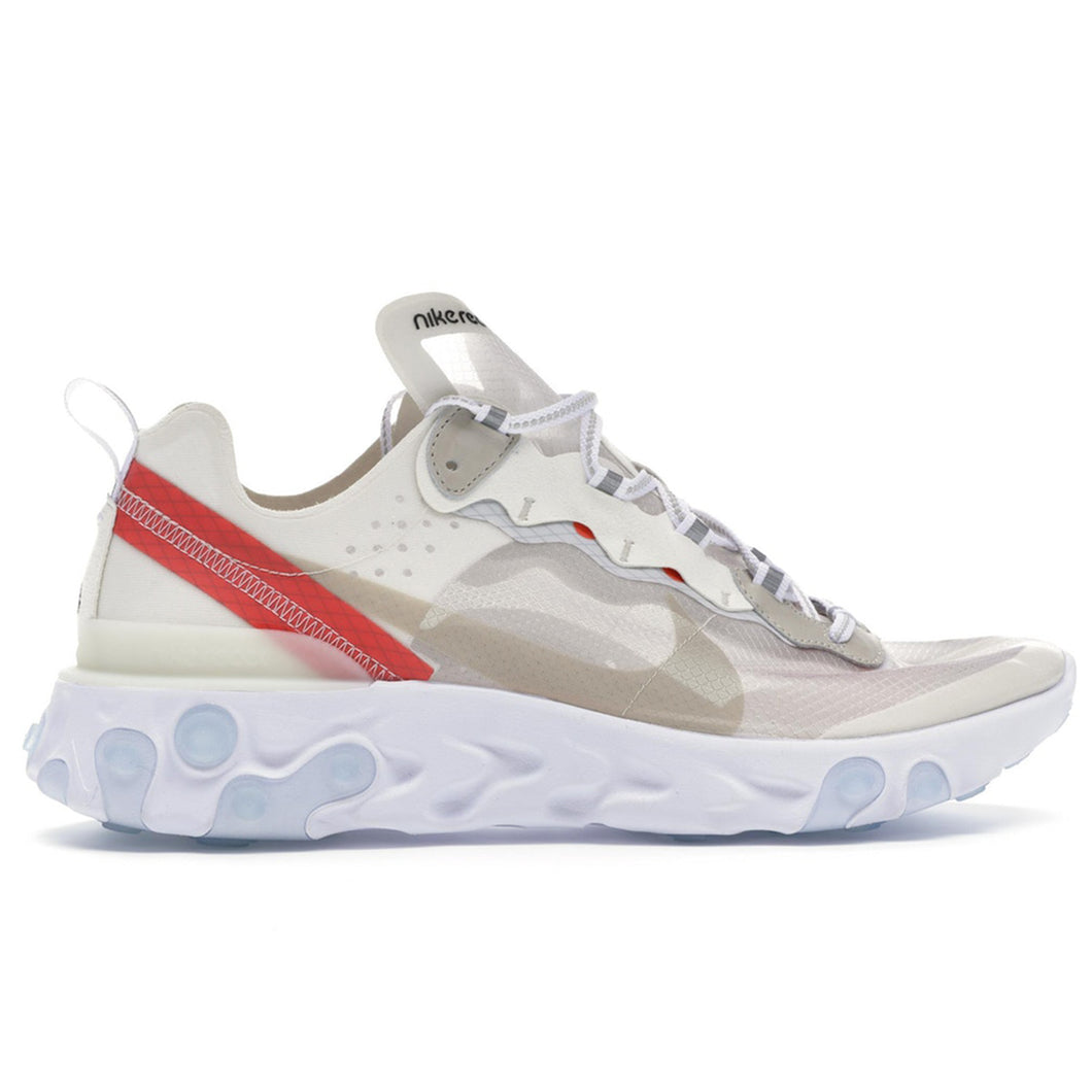 Nike React Element 87 Sail Light Bone