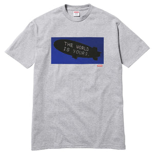 Supreme Scarface Blimp T-Shirt Grey