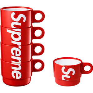 Supreme Stacking Cups Set (4 Cups)