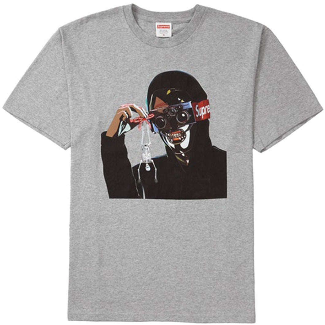 Supreme SS19 Creeper Tee - Heather Grey