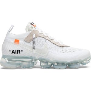 Off-White x Nike Air Vapormax White (Pre-Owned)