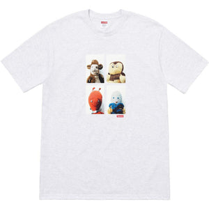 Supreme x Mike Kelley Ahh Youth! Tee - Grey