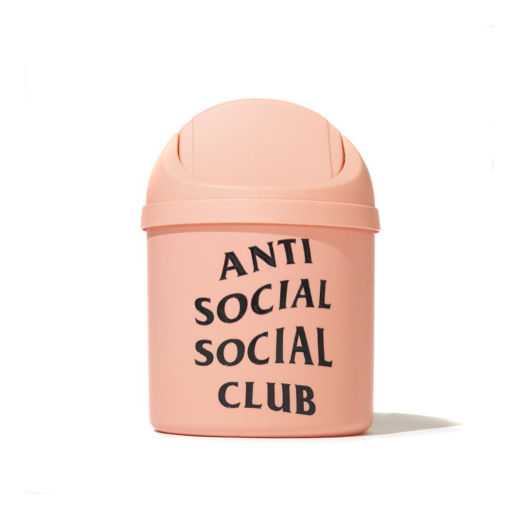 ASSC Trashed Table Top Trash Bin