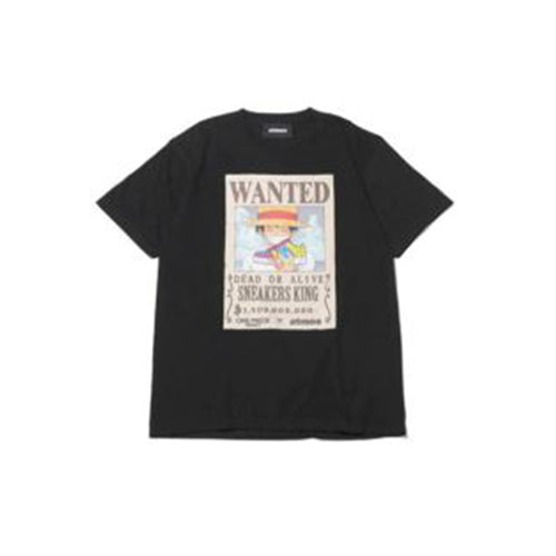 Atmos x One Piece 'Stampede' T-Shirt - Black