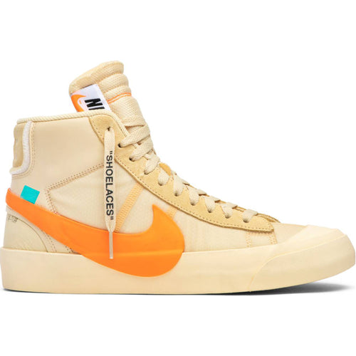 Off-White x Nike Blazer Mid Hallows Eve