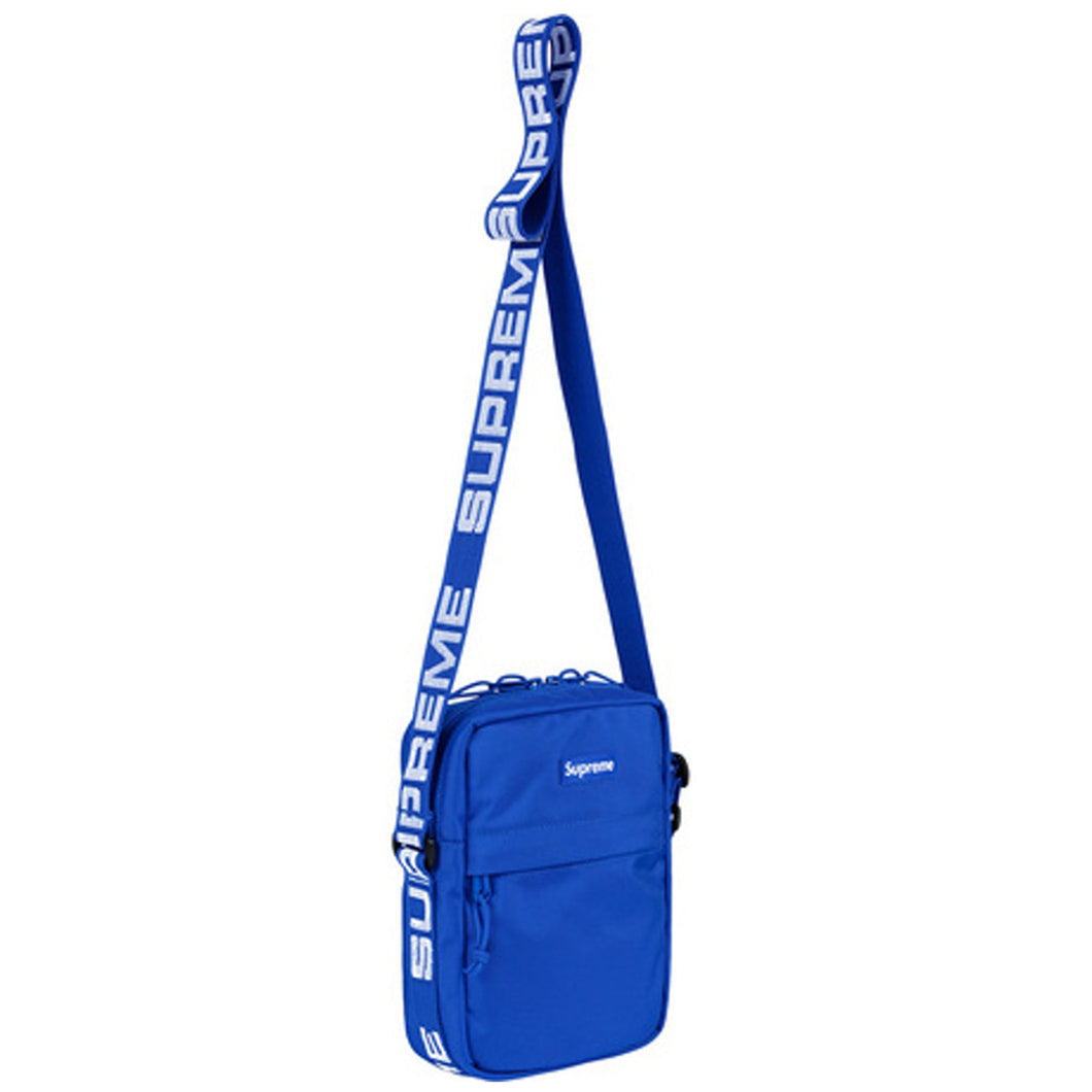 Supreme Shoulder Bag SS18 (Blue)