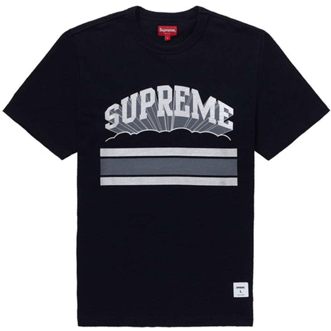 Supreme SS19 Cloud Arc Tee Black