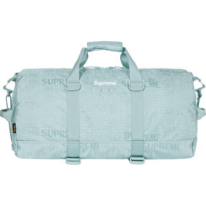 Supreme SS19 Duffle Bag Light Blue