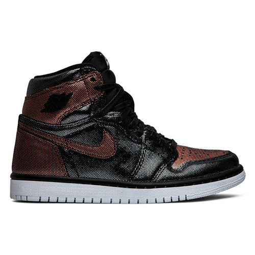 Air Jordan 1 Retro High Fearless Metallic Rose Gold (W)
