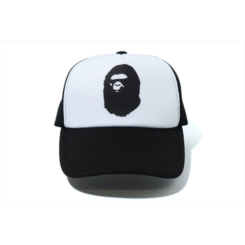 BAPE Family Bag Apehead Hat - Black
