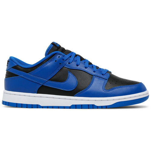 Nike Dunk Low Retro 'Black Hyper Cobalt' (2021)