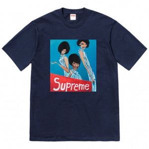 Supreme Group Tee - Navy