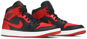 Air Jordan 1 Mid Bred 'Banned' (2020)
