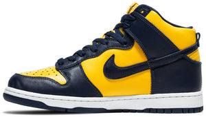 Nike Dunk High SP 'Michigan' (2020)