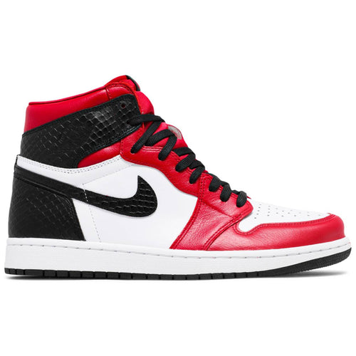 Air Jordan 1 Retro High 'Satin Snake Chicago' (Women's)