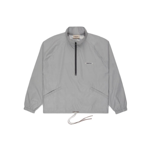 FEAR OF GOD ESSENTIALS Track Jacket - Silver