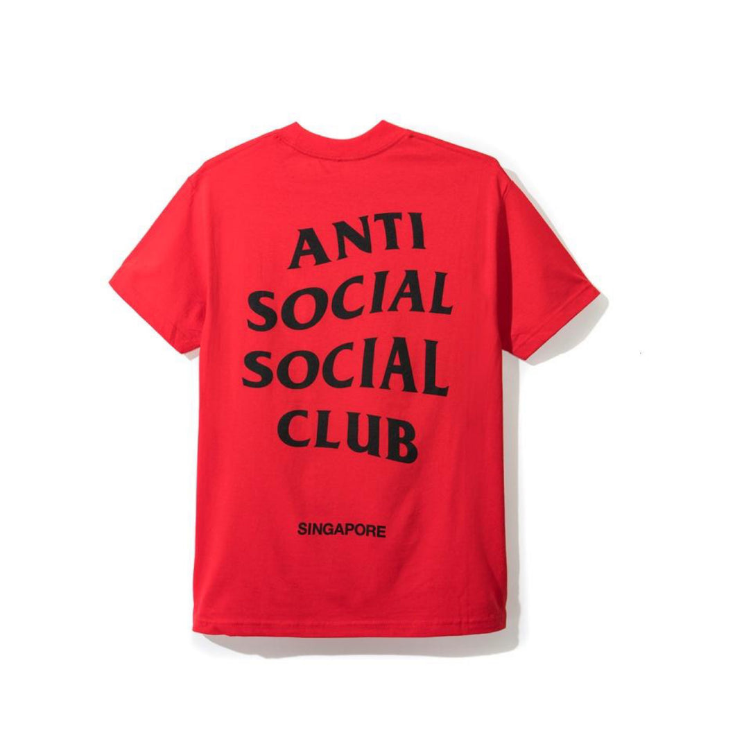 ASSC Singapore City Exclusive Tee - Red