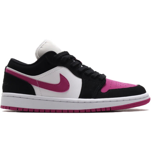 Air Jordan 1 Low 'Black Cactus Flower' (Women's)