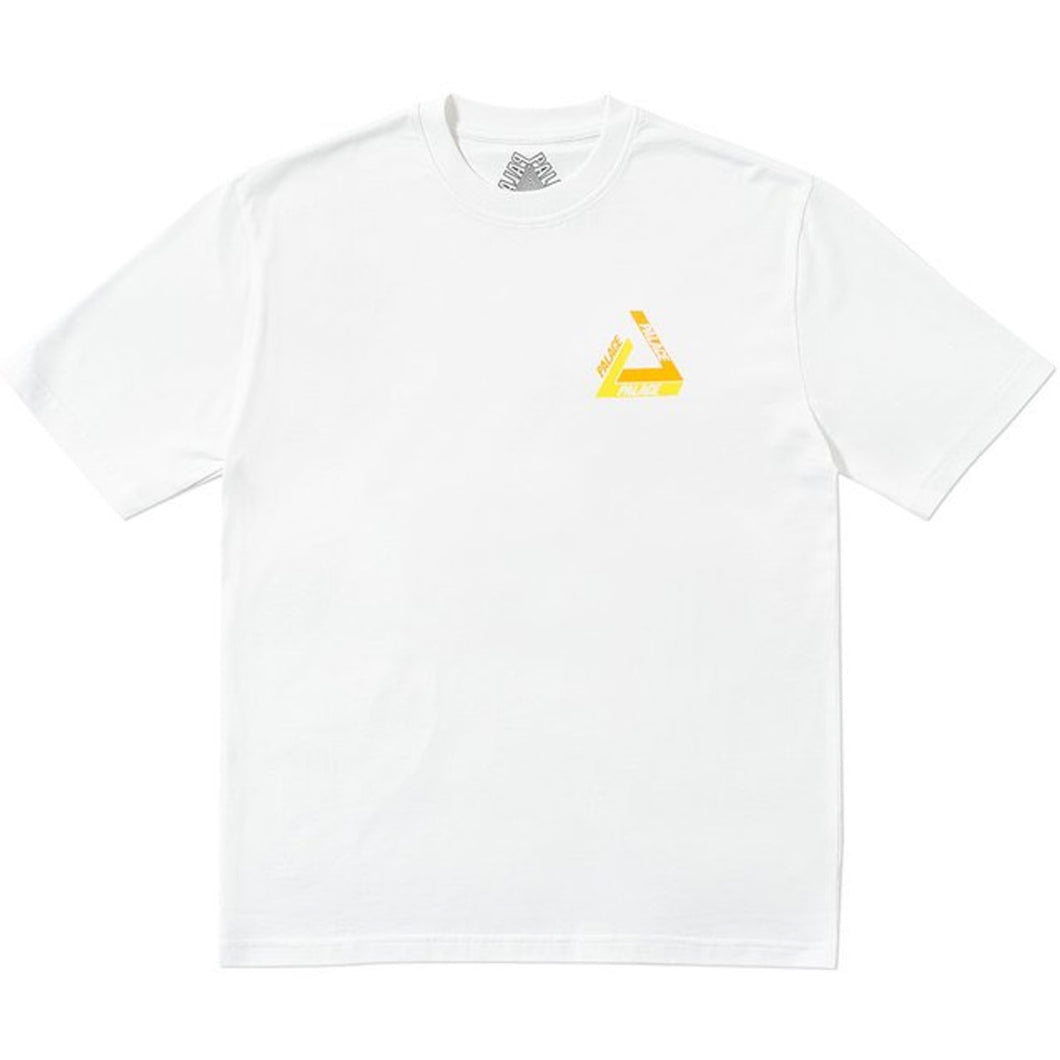 Palace Skateboards Tri-Shadow T-Shirt Orange