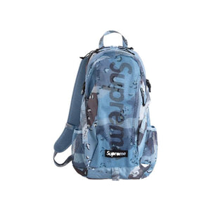 Supreme Backpack - Blue Camo (SS20)