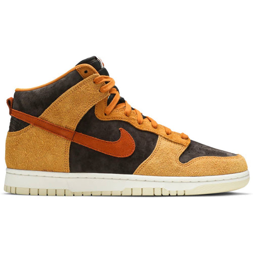 Nike Dunk High PRM 'Dark Russet'