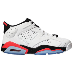 Air Jordan 6 Retro Low 'Infrared White'