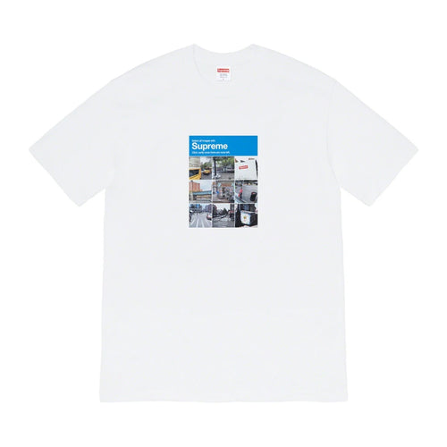 Supreme FW20 Verify Tee - White