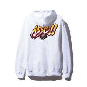 ASSC (Asia Exclusive) Motor Sport Hoodie - White